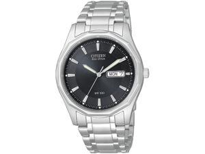 Citizen Eco Drive WR100 Sport Mens Watch BM8430-59E
