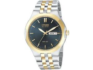 Citizen Eco Drive Corso Mens Stainless Steel