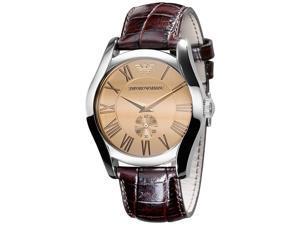 Armani Classic Mens Quartz Stainless Steel Watch