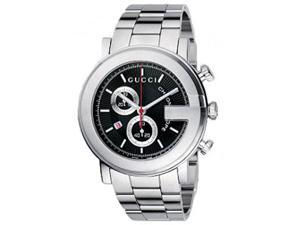 Gucci G-Watch 101G Steel Chronograph Mens Watch YA101309
