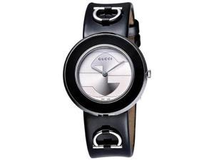 Gucci Ladies U-Play Silver Dial Watch YA129401