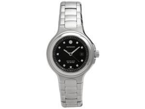 Movado Series 800 Stainless Steel Ladies Watch 2600053