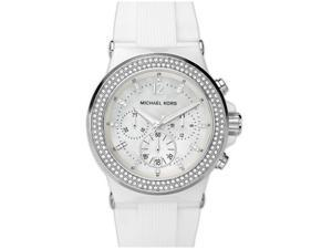 Michael Kors Ladies Chrono Quartz Stainless Steel