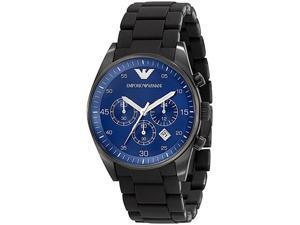 Emporio Armani Sportivo Silicon Mens Watch AR5921
