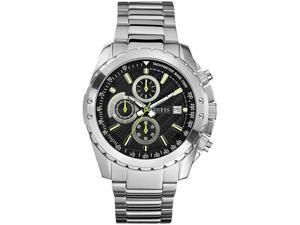 GUESS Chronograph Stainless   Steel Mens Watch U16526G1