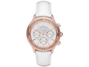 DKNY Rose Gold Chronograph   Ladies Watch NY8255