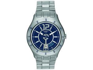 Swatch In A Blue Mode Mens   Watch YTS404G