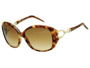 Roberto Cavalli Tortoise Ladies Sunglasses RC520S-53F