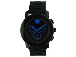 Movado Bold Black Dial TR90 Unisex Watch 3600101