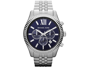 Michael Kors MK8280 Lexington Chronograph Navy Dial Men's Watch