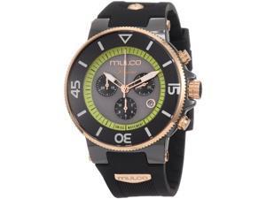 Mulco ILUSION CERAMIC Chronograph Unisex Watch MW3-11009-025