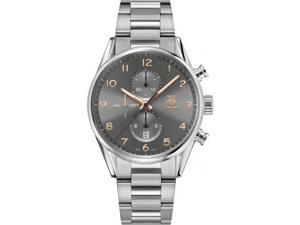 TAG Heuer Carrera Chronograph Anthracite Dial Mens Watch CAR2013.BA0799