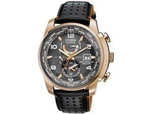 Citizen Eco-Drive World Time A-T Mens Watch AT9013-03H