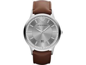 Emporio Armani Renato Leather Mens Watch AR2463