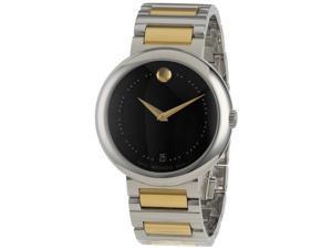 Movado Concerto Men's Quartz Watch 0606588