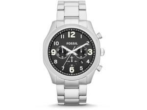 Fossil Foreman Stainless Steel Chronograph Mens Watch FS4862