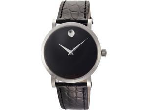 Movado Red Label Automatic Mens Watch 0606112