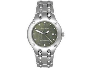 Kenneth Cole New Yorl Stainless Steel Mens Watch KC3279