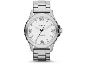 Fossil Nate Stainless Steel Mens Watch JR1456