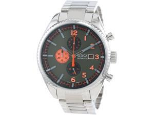 ESQ Catalyst Dark Green Dial Stainless Steel Mens Watch 07301447