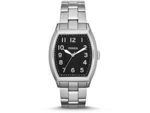 Fossil Narrator Stainless Steel Mens Watch FS4881