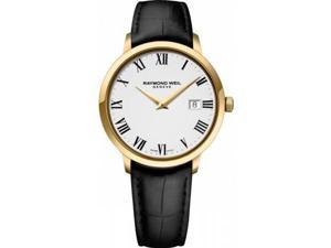 Raymond Weil Toccata Leather Mens Watch 5488-PC-00300