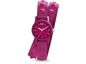 Armani Exchange Silicone Ladies Watch AX6025