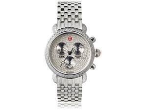 Michele CSX-36 Ultimate Pave Diamond Ladies Watch MWW03C000504