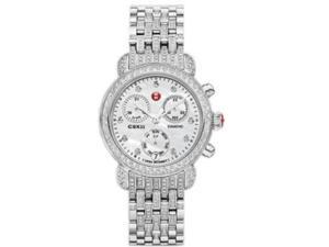 Michele CSX-33 Pave Diamond Ladies Watch MWW03S000001