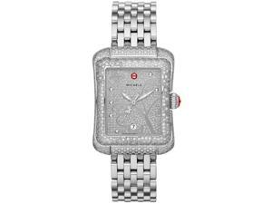 Michele Extreme Butterfly Ultimate Pave Diamond Ladies Watch MWW04B000022