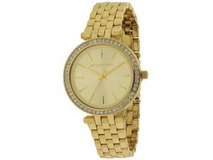 Michael Kors Darci Gold-Tone Ladies Watch MK3365