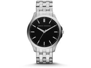 Armani Exchange Hampton Low Profile Stainless Steel Mens Watch AX2147
