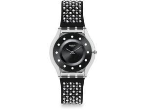 Swatch Lights On Ladies Watch SFM128