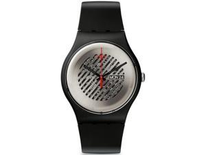 Swatch On The Grill Unisex Watch SUOB713