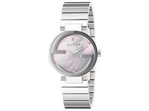 Gucci Interlocking Ladies Watch YA133505