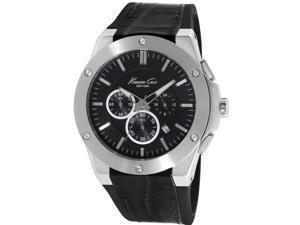 Kenneth Cole New York Leather Mens Watch KC8086