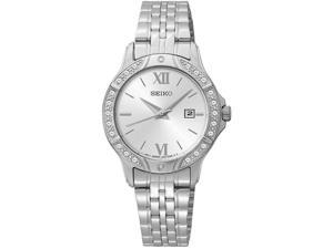 Seiko Stainless Steel Ladies Watch SUR865