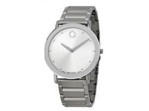 Movado Sapphire Mens Watch 0606881
