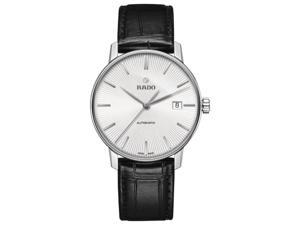 Rado Coupole Leather Automatic Mens Watch R22860015