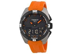 Tissot T-Touch Rubber Mens Watch T0914204705101