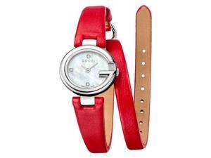 Gucci Guccissima Ladies Watch YA134508