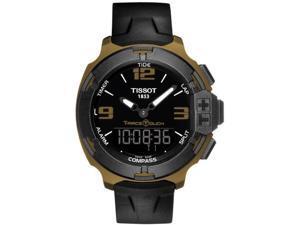 Tissot T-Race Touch Aluminum Mens Watch T0814209705706