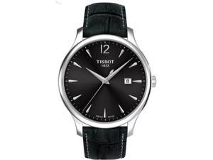 Tissot Tradition Leather Ladies Watch T0636101608700