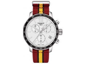 Tissot Quickster Miami Heat NBA Special Edition Nylon Chronograph Mens Watch T0954171703708