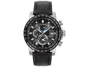 Citizen Eco-Drive World Time A-T Mens Watch AT9071-07E