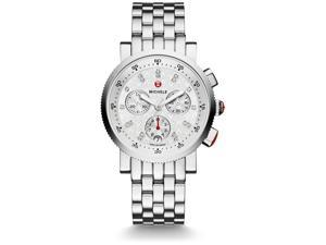 Michele Sport Sail Diamond Ladies Watch MWW01N000003