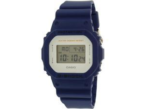 Casio Mens G-Force Military Concept Black Digital Watch DW5600MS-2CR