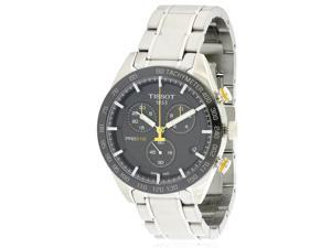 Tissot PRS 516 Chronograph Stainless Steel Mens Watch T1004171105100