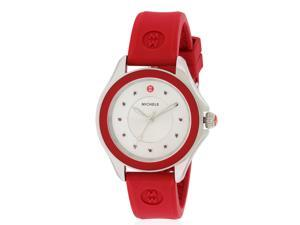 Michele Cape Silicone Ladies Watch MWW27A000017
