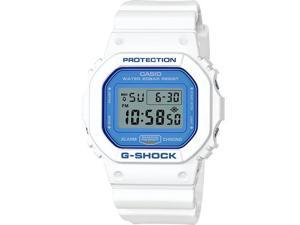 Casio G-Shock Classic Digital White  Mens Watch DW5600WB-7CR